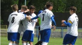 OLJM: Stal Brzeg - MKS Kluczbork 2:3 (2:0)