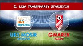 2LTS | UKS MOSiR Myszków - GWAREK Zabrze 0-2