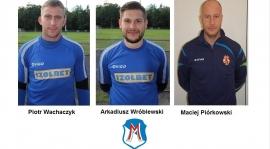 Trzech nowych zawodników zamyka kadrę Mazura