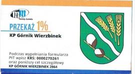 Przekaż 1% na Górnik Wierzbinek
