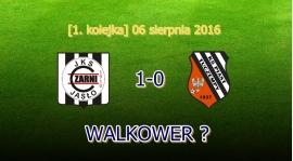 Przegrana w Jaśle za 3 punkty  - WALKOWER