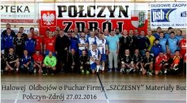 Lech Poznań zwycięzcą IV-go Regionalnego Turnieju Piłki Nożnej Oldbojów o Puchar Firmy SZCZESNY – Materiały Budowlane!