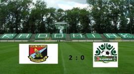 I kolejka  GKS Wilga Garwolin - As Radomiak   2  :  0