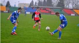 Radwan przegrywa derby z Notecią!