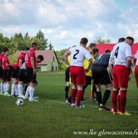 LKS Głowaczowa 1-3 LKS Pustków