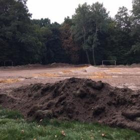 Budowa boiska wielofunkcyjnego - Ośrodek Szkolno-Wychowawczy w Szklarach Górnych