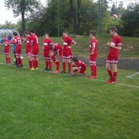 Trampkarze - liga - Tulisia vs Sparta Konin