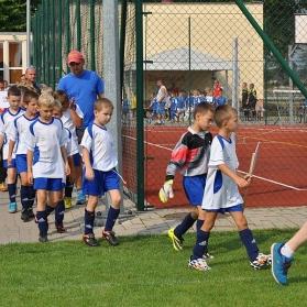 Turniej Żaków w Zbąszynku  15.08.2015r.
