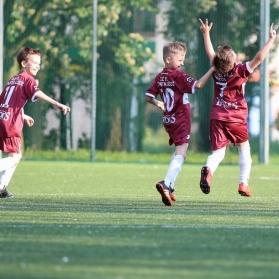Żaki: 14. kol.: Sparta Łódź - KS Kutno (5:2)