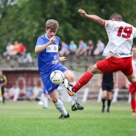 4. Kolejka: Start Łódź - Sparta Łódź 0:3