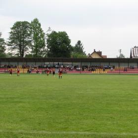 Mecz Ligowy: KP Zarzecze - OKS Mokrzyszów