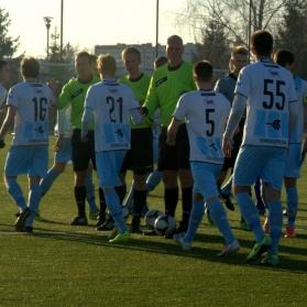 CLJ: Olimpia Elbląg 2:0 Stomil Olsztyn
