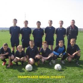 Grupowe Trampkarze