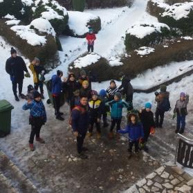 Borowice zima 2016