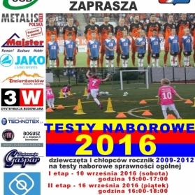 TESTY NABOROWE 2016