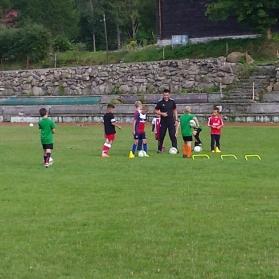 Obóz letni 2016 w Borowicach