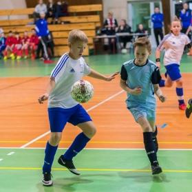 Gwiazdkowy Międzyklubowy Turniej Halowej Piłki Nożnej Chłopców U-12