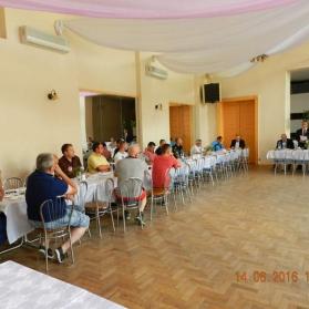 Walne Zebranie Sprawozdawczo - Wyborcze Podokręgu LZPN w Nowej Soli