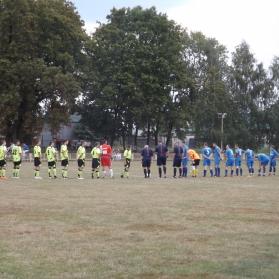 """LKS Palczowice vs LKS """"Wichura"""" Głębowice"""
