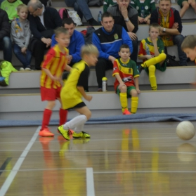 Polibuda Kids Cup 20.12.2015 rocznik 2006