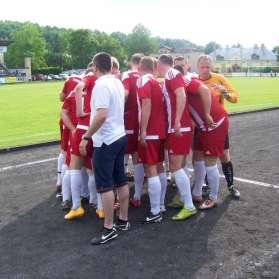 Stal Sanok 2-2 Płomień Zmiennica