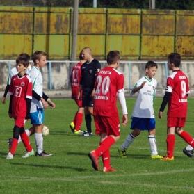 Trampkarz Młodszy: Sparta Kazimierza Wielka - Victoria 2015 Skalbmierz