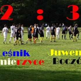 Leśnik Lemierzyce - Juwenia Boczów