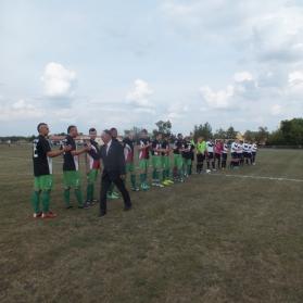 Tęcza Topólka - MGKS Lubraniec 0-1
