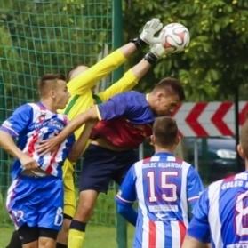 2. kolejka IV ligi: Łokietek Petrokan Brześć Kujawski - Unia/Drobex Solec Kujawski