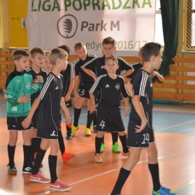 Rozpoczęcie Park M Ligi Popradzkiej 2016/17
