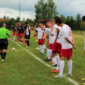 Ryszkowa Wola - KS WIĄZOWNICA / Puchar Wójta '16