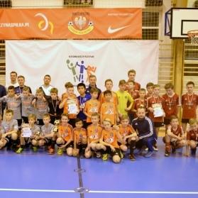 Turniej w Halinowie.