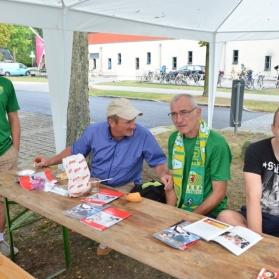 SC Eintracht Miersdorf/Zeuthen - MKS ISKRA Małomice 1:4