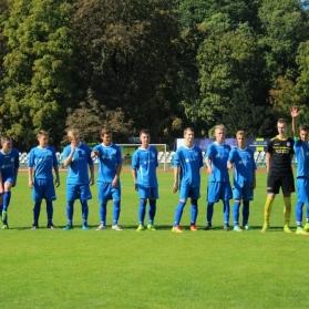 Agrykola Warszawa U-17 - Mazur Gostynin U-17 4:0