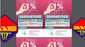 Przekaż 1% podatku dla APPN