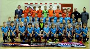Przed trzecią kolejką Ligi Cetnarskiego rocznika 2008