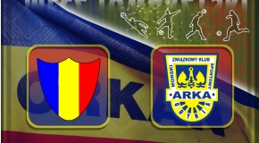 Zapraszamy na mecz MKS ORKAN vs ARKAGDYNIA