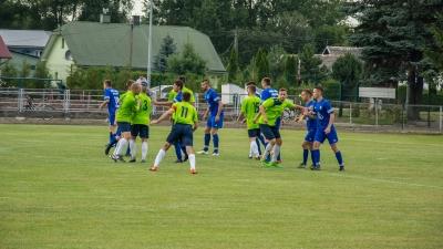 kolejka 2: Pogoń-Sokół Lubaczów 2:3 (2:0) KS Kisielów-Pełnatycze