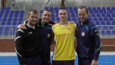 Mateusz Wójcik w I-ligowym Zniczu Pruszków!