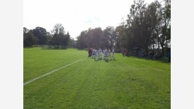 Korona Góra Ropczycka 1-0 Borkovia Borek Wielki