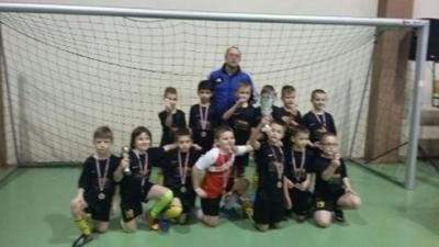 Energetic Neteshin (Ukraina) - zwycięzcą w Ogólnopolskim Turnieju Piłki Nożnej