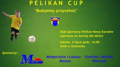 Pelikan Cup - Budujemy przyszłość!