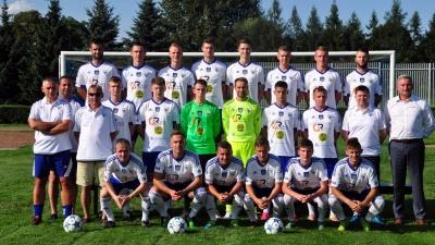 Już w niedzielę pierwszy wyjazd w IV lidze !!!