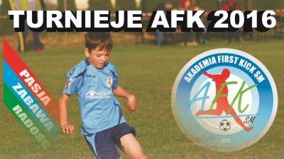 Turniejej AFK - 25 września.