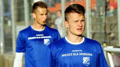 Sparing: MKS Kluczbork - Śląsk II Wrocław 2:1 (0:1)