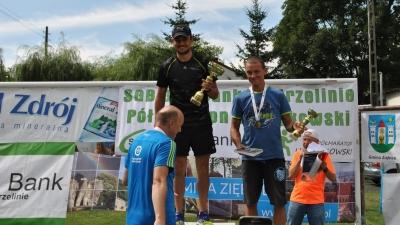 Akcent Henrykowianki w Półmaratonie Henrykowskim