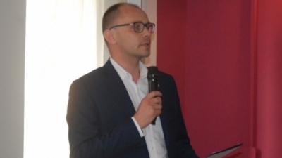 Bartłomiej Tarłowski członkiem Zarządu OZPN Konin