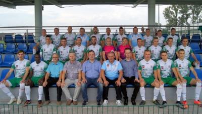 Termy Ner Poddębice - kadra na sezon 2016/2017.
