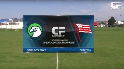 CFsport: Relacja z meczu trampkarzy z Cracovią