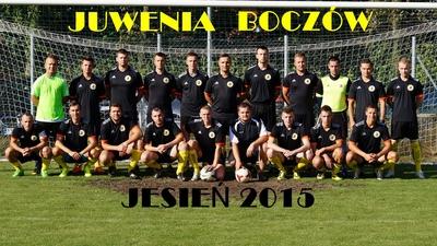 Drużyna sezonu 2015/2016